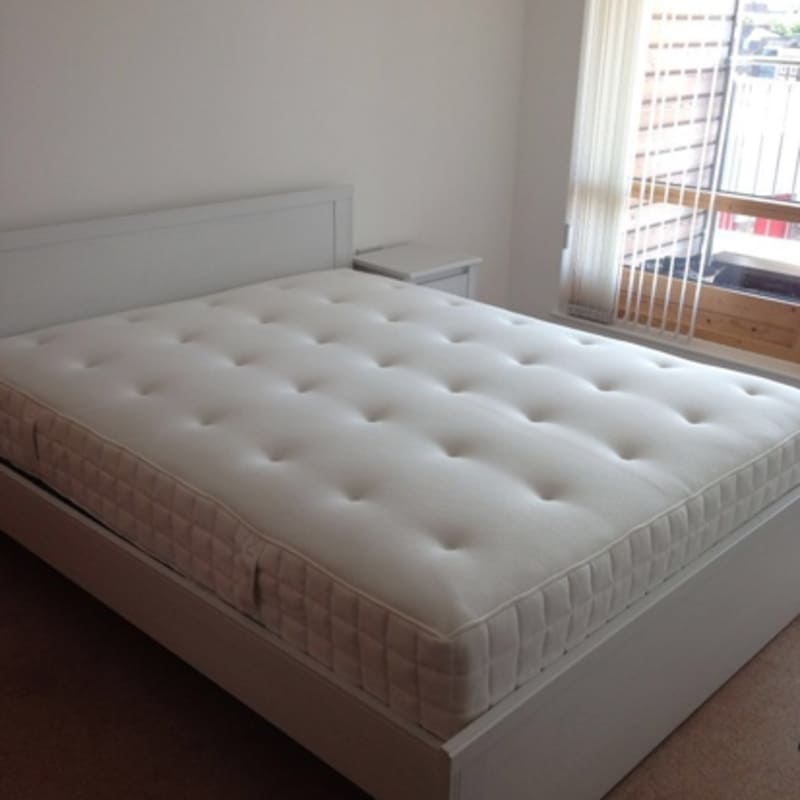 ikea hesstun spring mattress review ikea product reviews. Black Bedroom Furniture Sets. Home Design Ideas