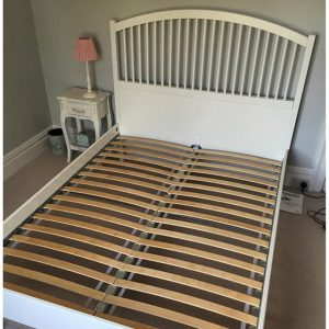 Ikea tyssedal bed frame ikea bedroom product reviews for Ikea helpline assembly