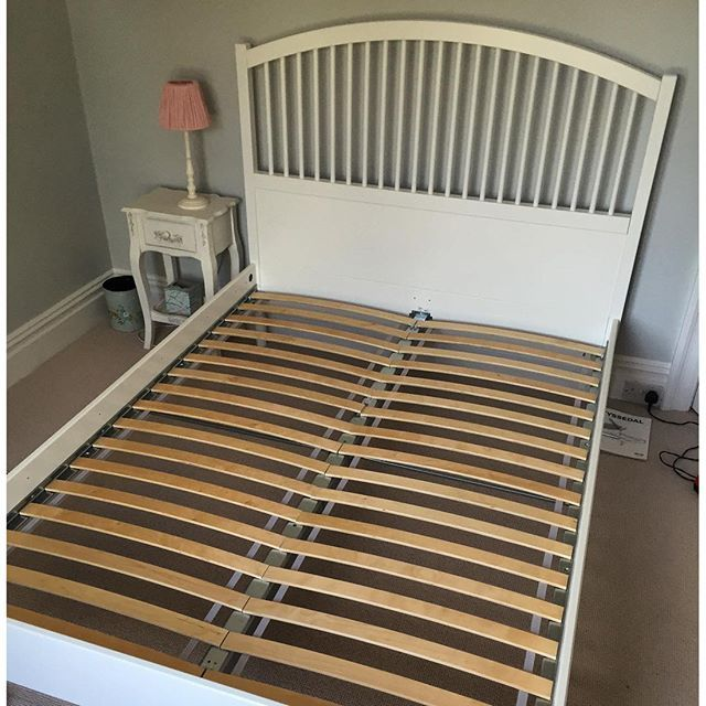 Ikea tyssedal bed frame ikea bedroom product reviews - Structure futon ikea ...