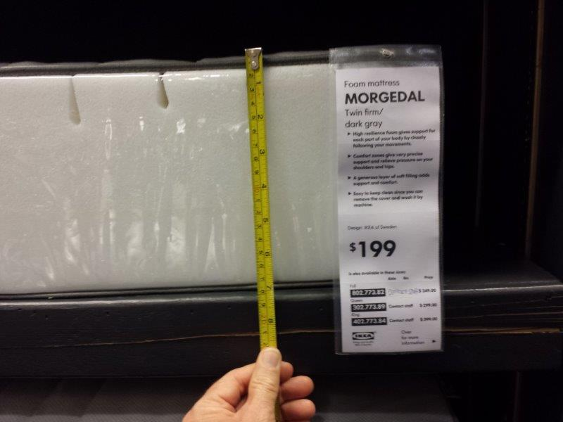 in this review we will go over the of the morgedal foam mattress