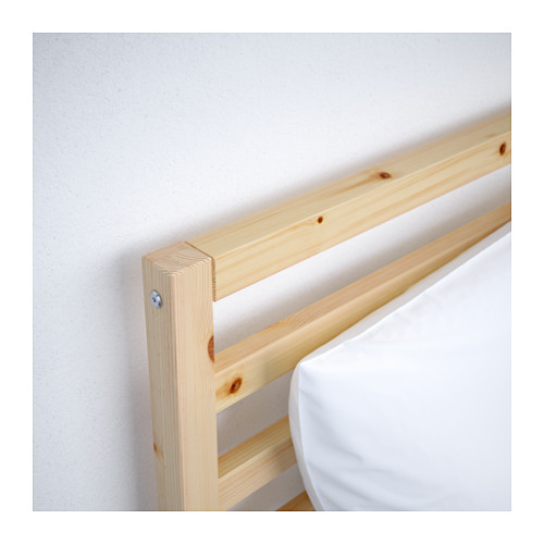 ikea tarva bed frame review ikea bedroom product reviews. Black Bedroom Furniture Sets. Home Design Ideas