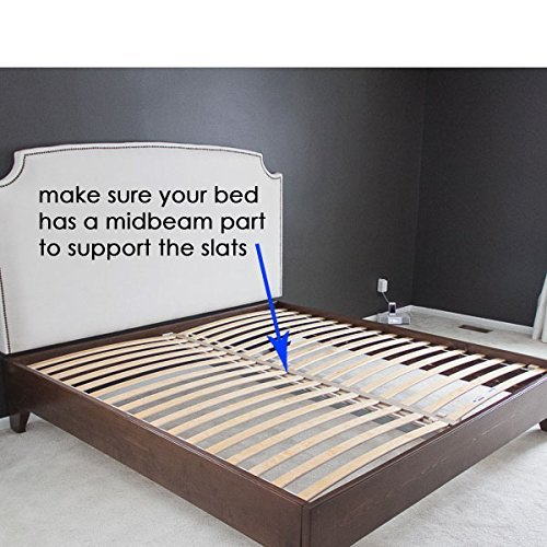 Ikea Slatted Bed Base Difference