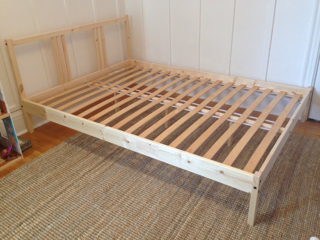 Colorful Fjellse Bed Frame Review Component - Picture Frame Ideas ...