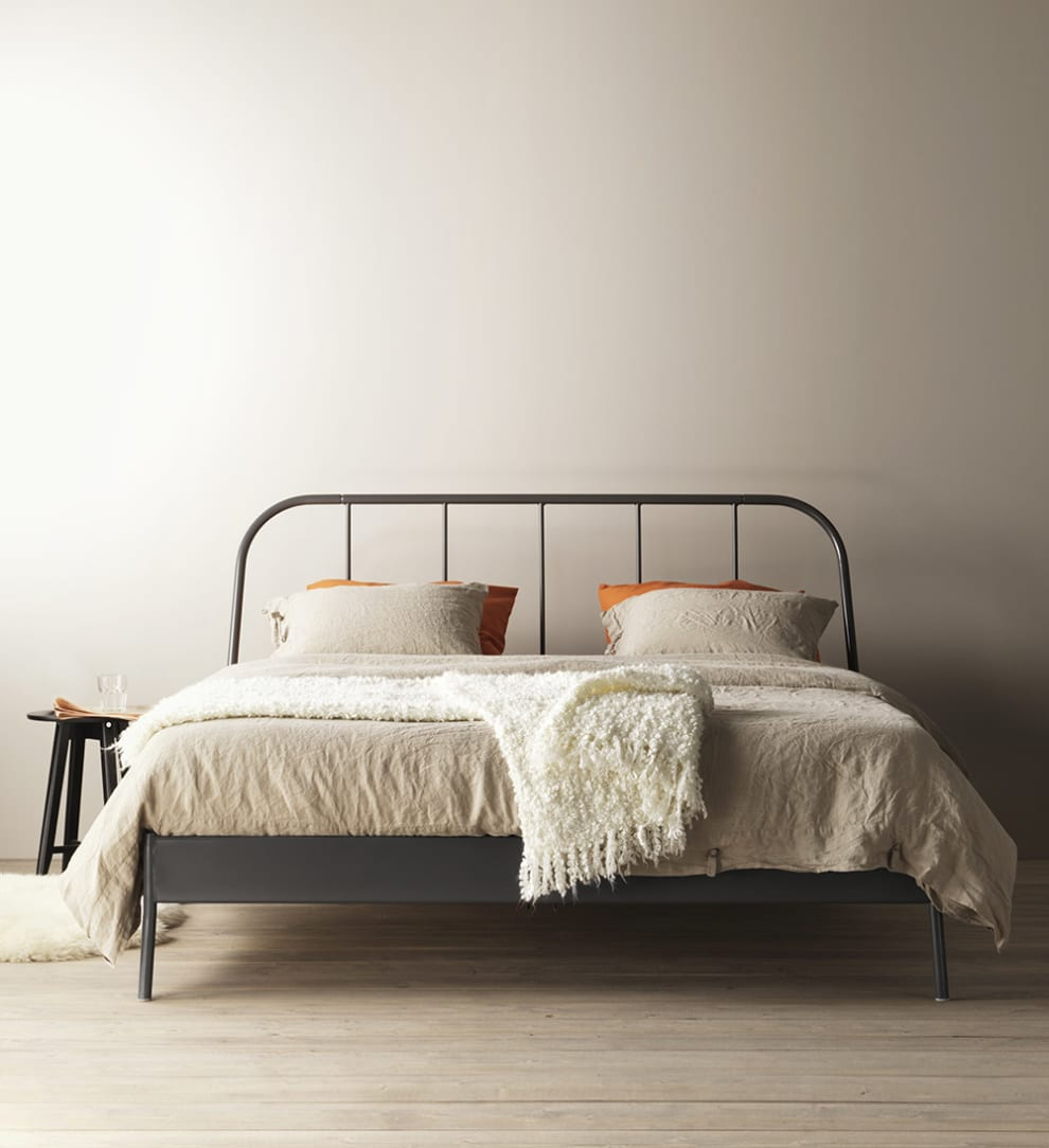 Ikea kopardal bed frame ikea bedroom product reviews for Ikea grey bedroom furniture