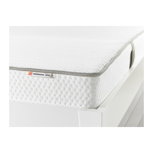 Ikea Morgongava Natural Latex Mattress Review Ikea