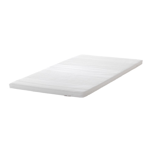 The Tananger Pillow Top By Ikea Has A 4 1 Stars Rating On Their Online It Is Made Of High Quality Memory Foam That Provides Firmer Surface For
