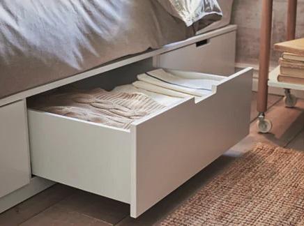 IKEA NORDLI Bedframe