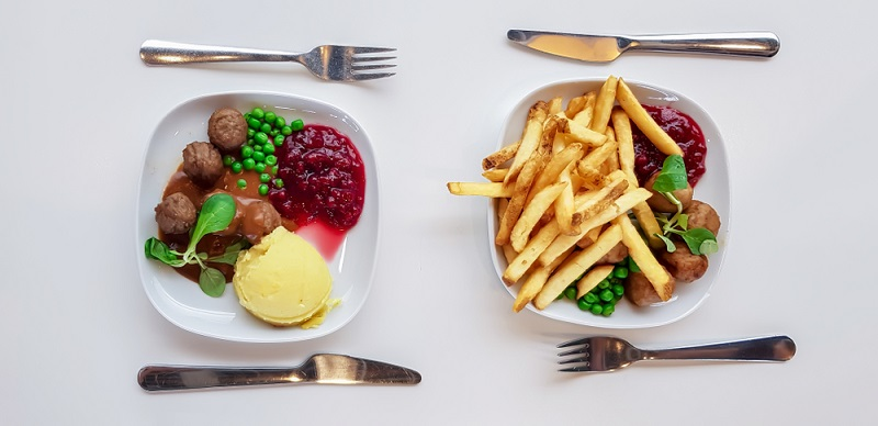 How Does IKEA Make its Swedish Meatballs?