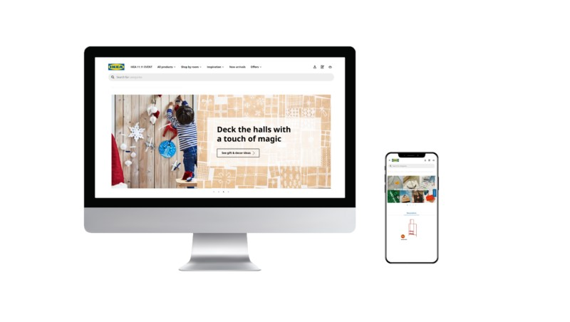 IKEA e-Commerce Online Shopping