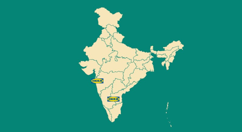 Why did IKEA go into India?