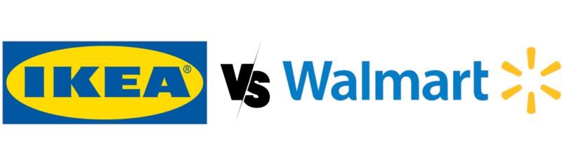 IKEA vs Walmart