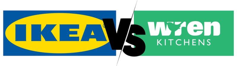 IKEA vs. Wren Kitchens