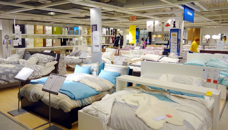 Are IKEA bed sizes standard or different?