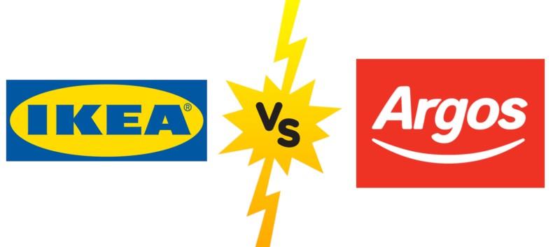 Stores Comparison: IKEA vs. Argos