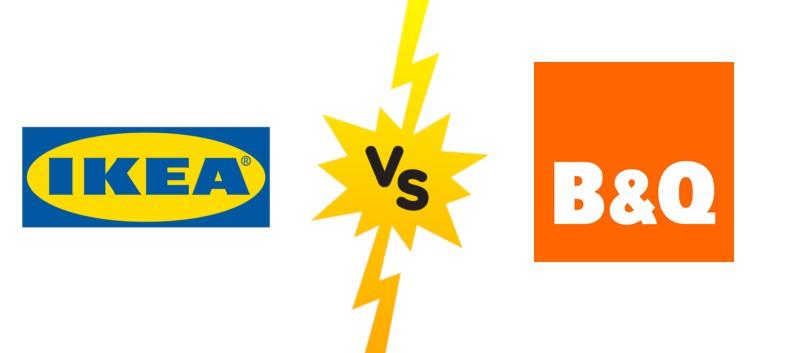 Kitchens Comparison: IKEA vs. B&Q Kitchens
