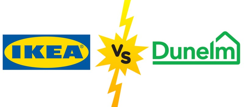 Stores Comparison: IKEA vs. Dunelm