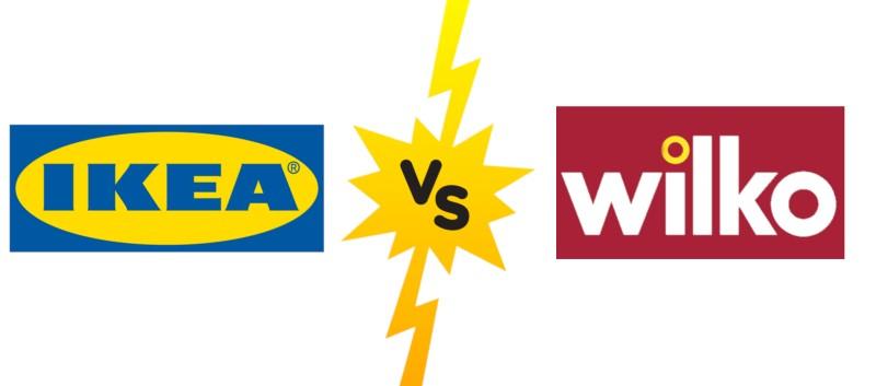 Stores Comparison: IKEA vs. Wilko
