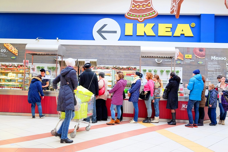 Did You Know IKEA also Sells Food? But Why?
