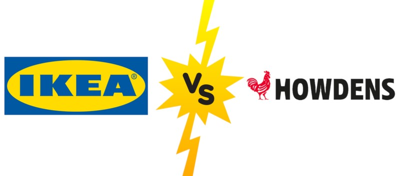 Kitchens Comparison: IKEA vs. Howdens