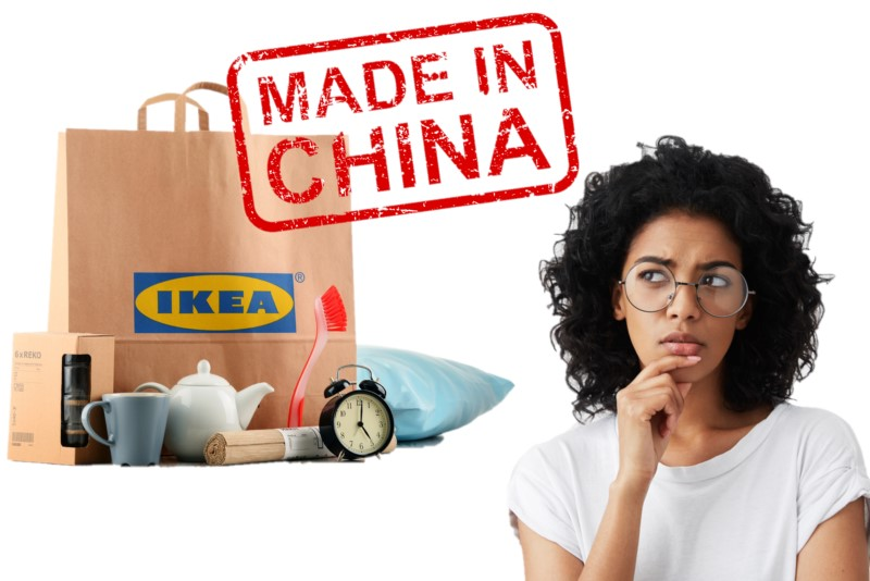 Are IKEA Products Made in China?
