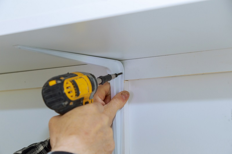 How to Add and Install Shelves to IKEA Wardrobe