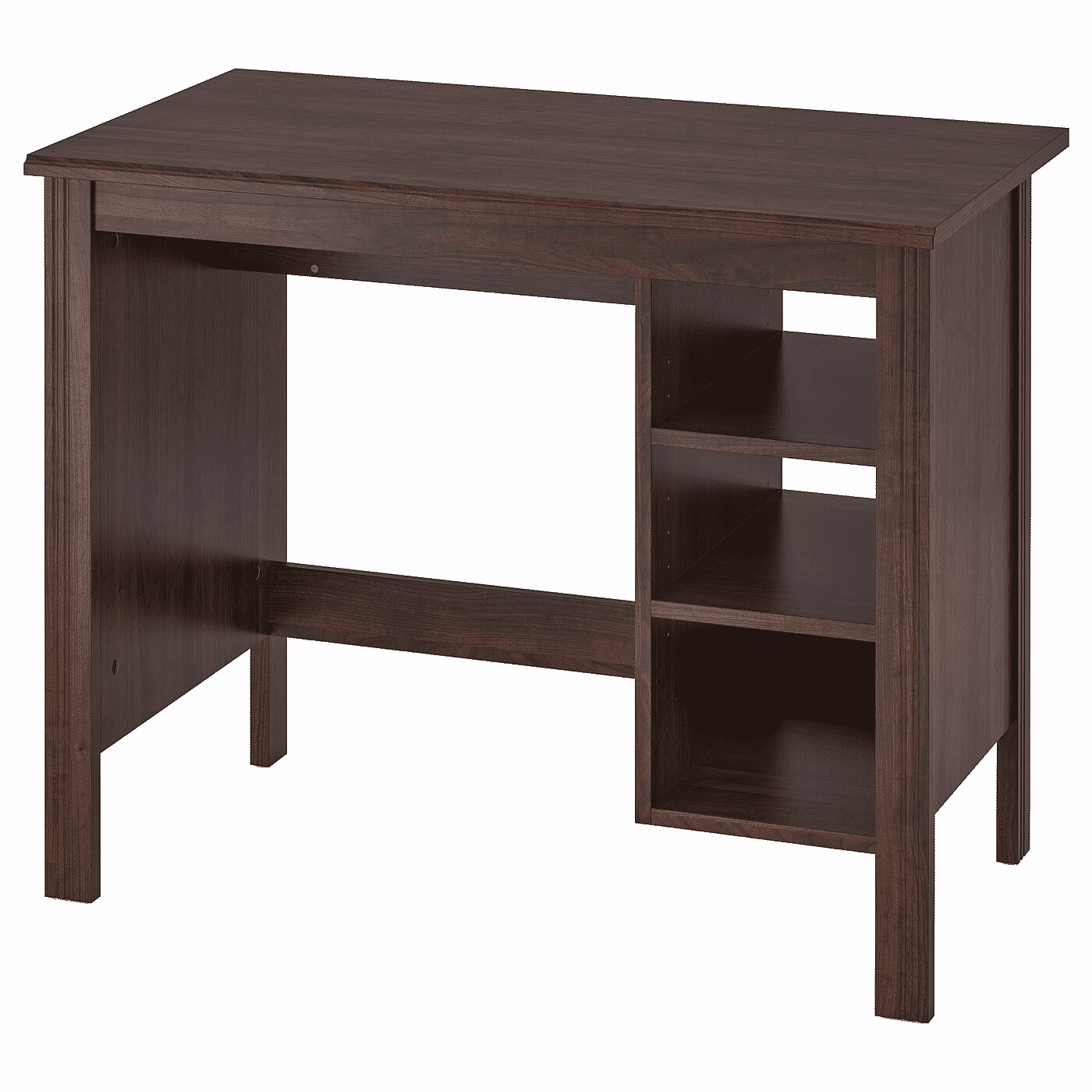 BRUSALI Desk, brown