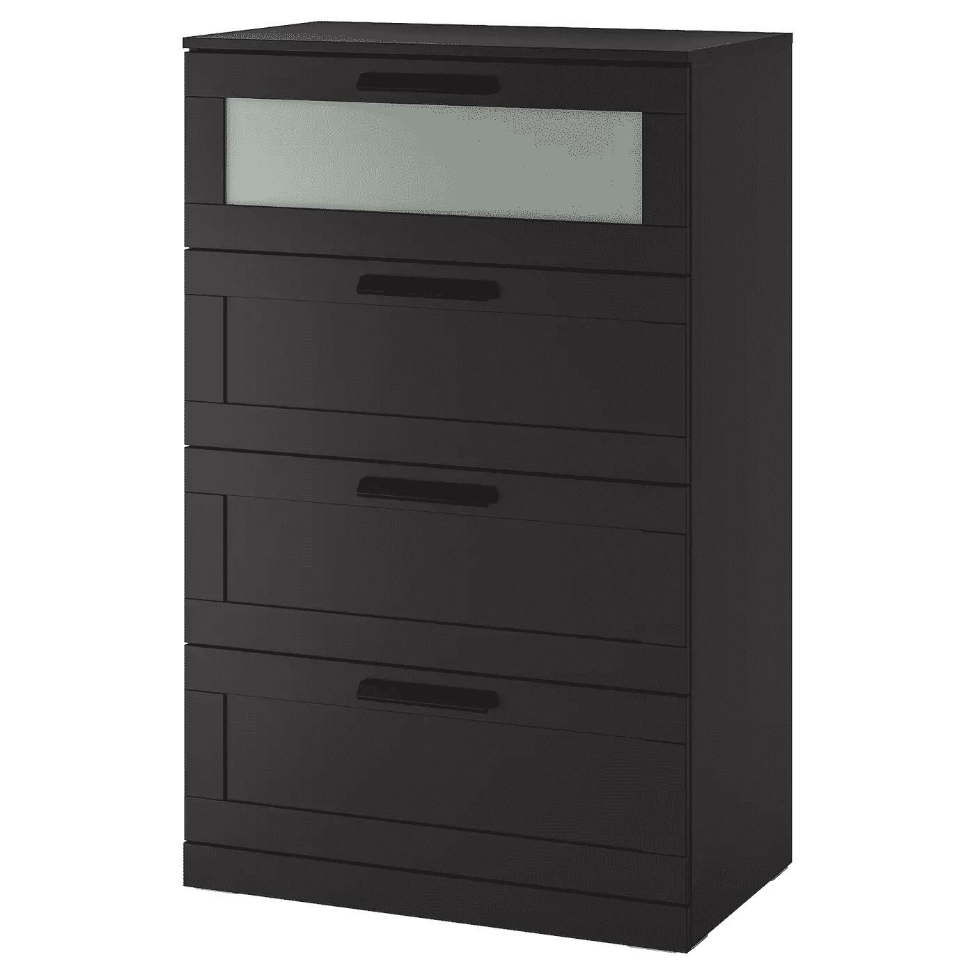 Brimnes 4 Drawer Dresser 1