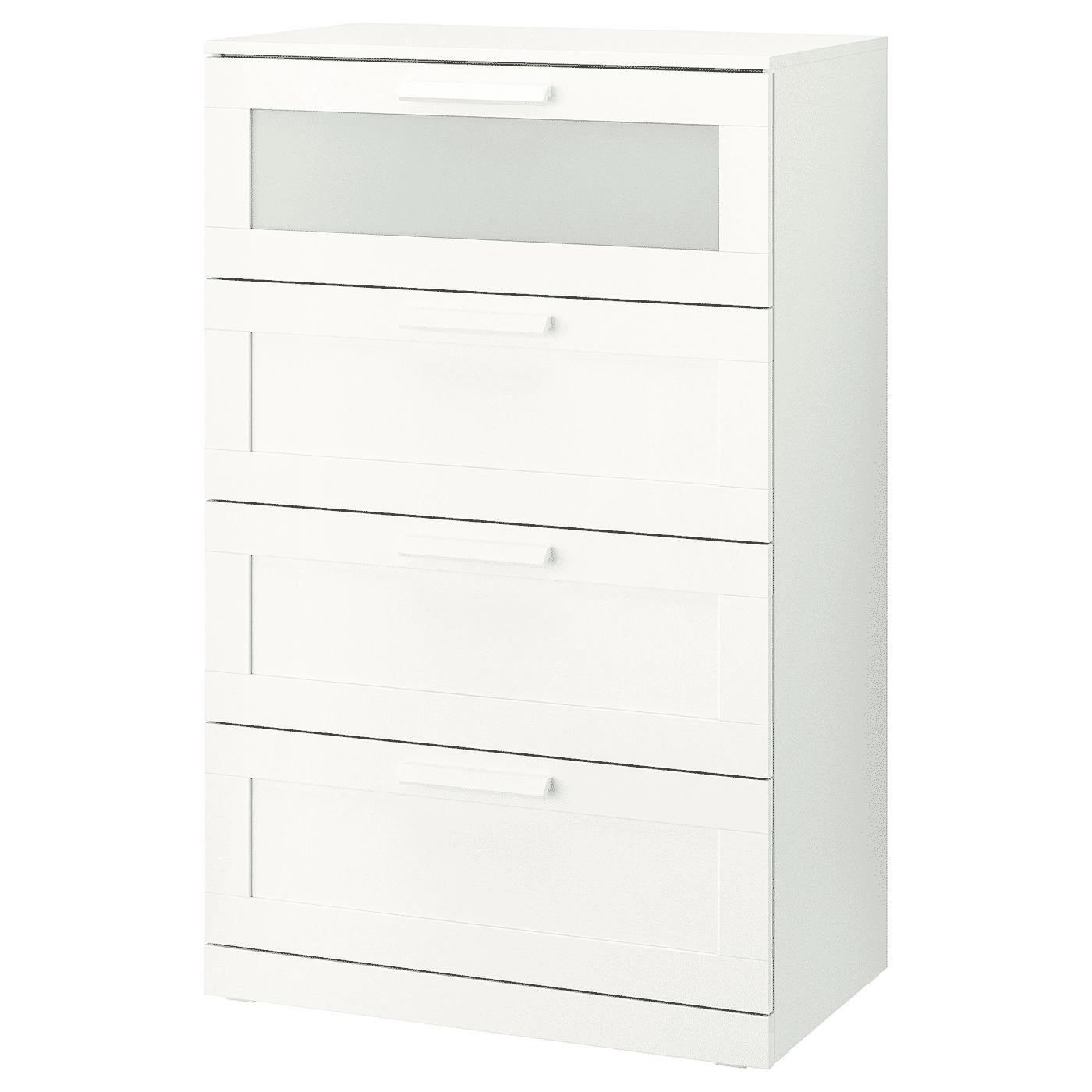 Brimnes 4 Drawer Dresser