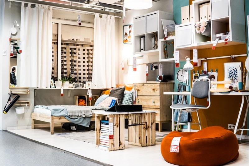 Create a stylish bedroom with IKEA