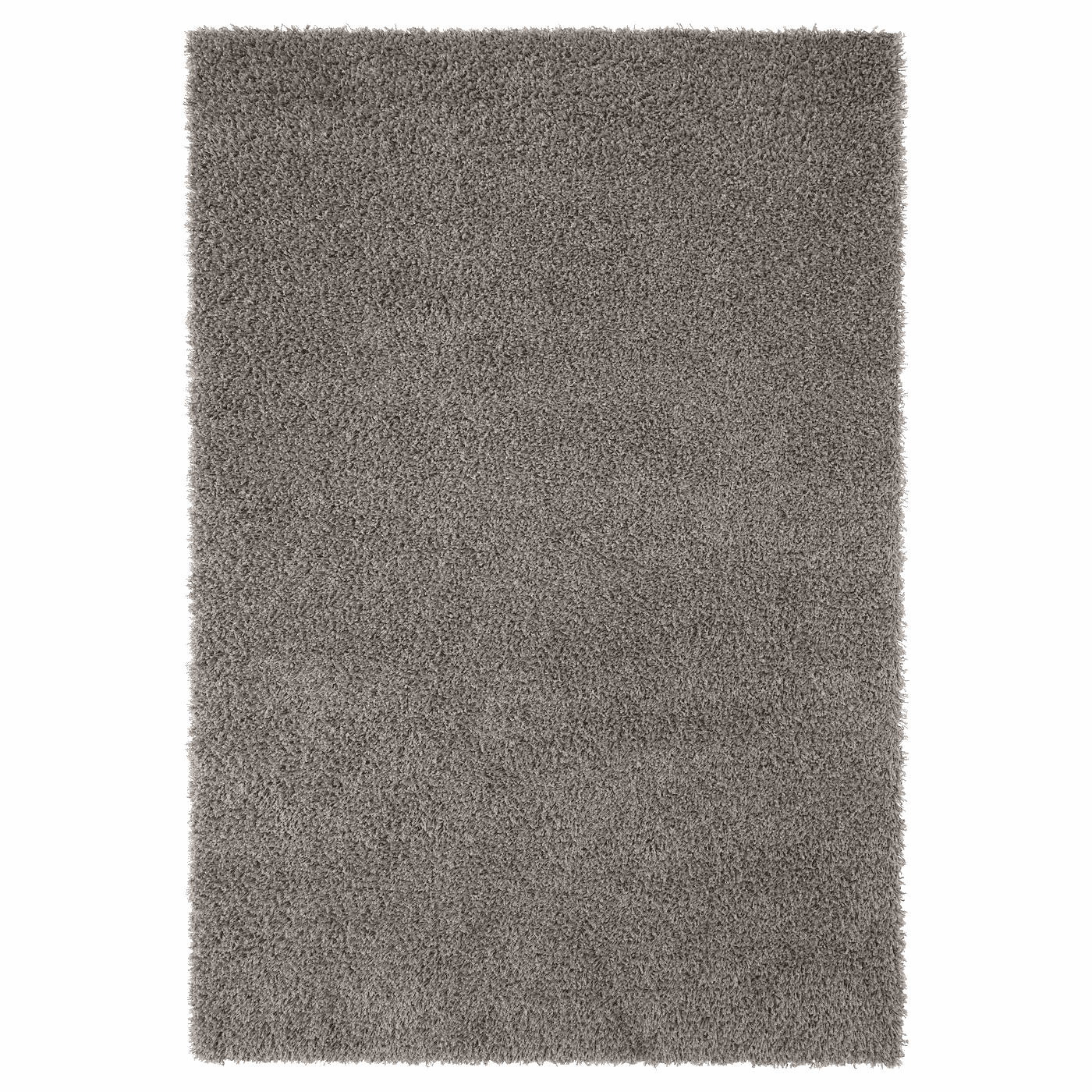 HAMPEN Rug, high pile, gray