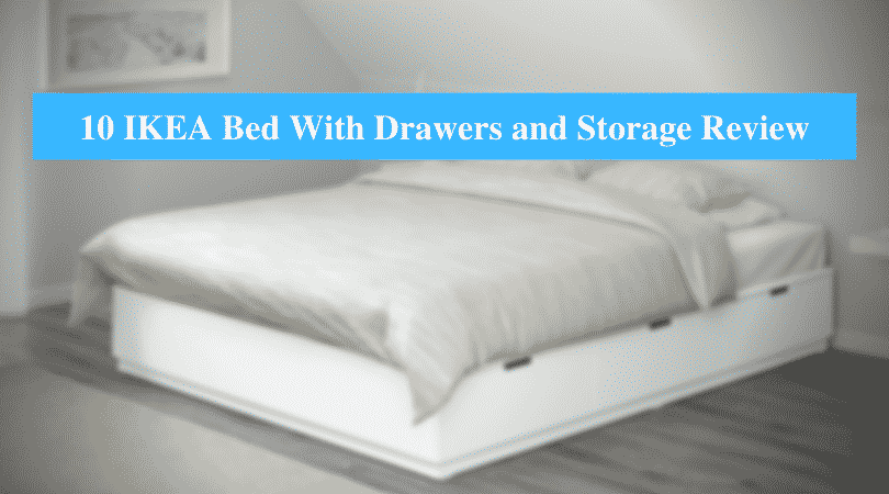 IKEA Bed With Drawers and Storage Review