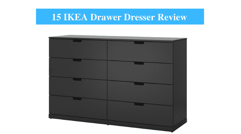 IKEA Drawer Dresser