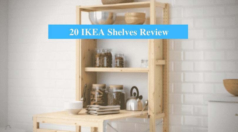 IKEA Shelves