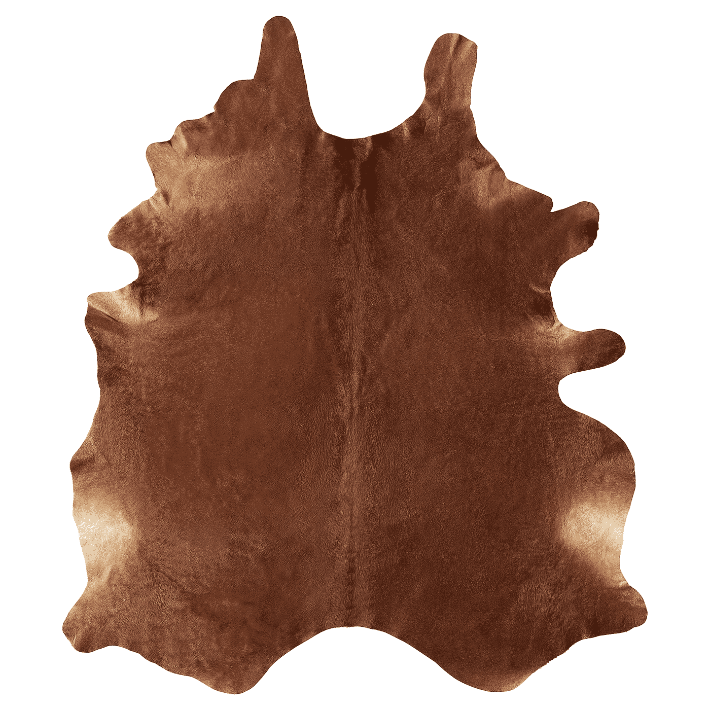 KOLDBY Cowhide, brown