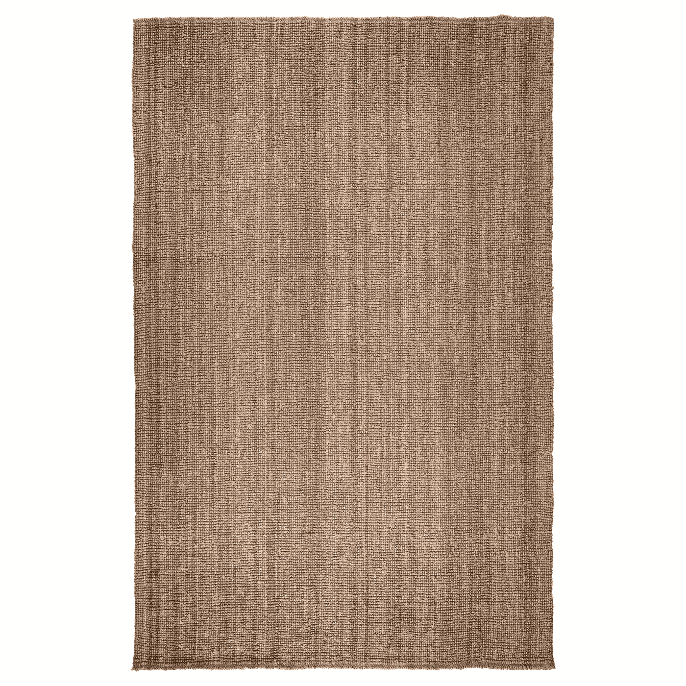 LOHALS Rug, flat woven, natural