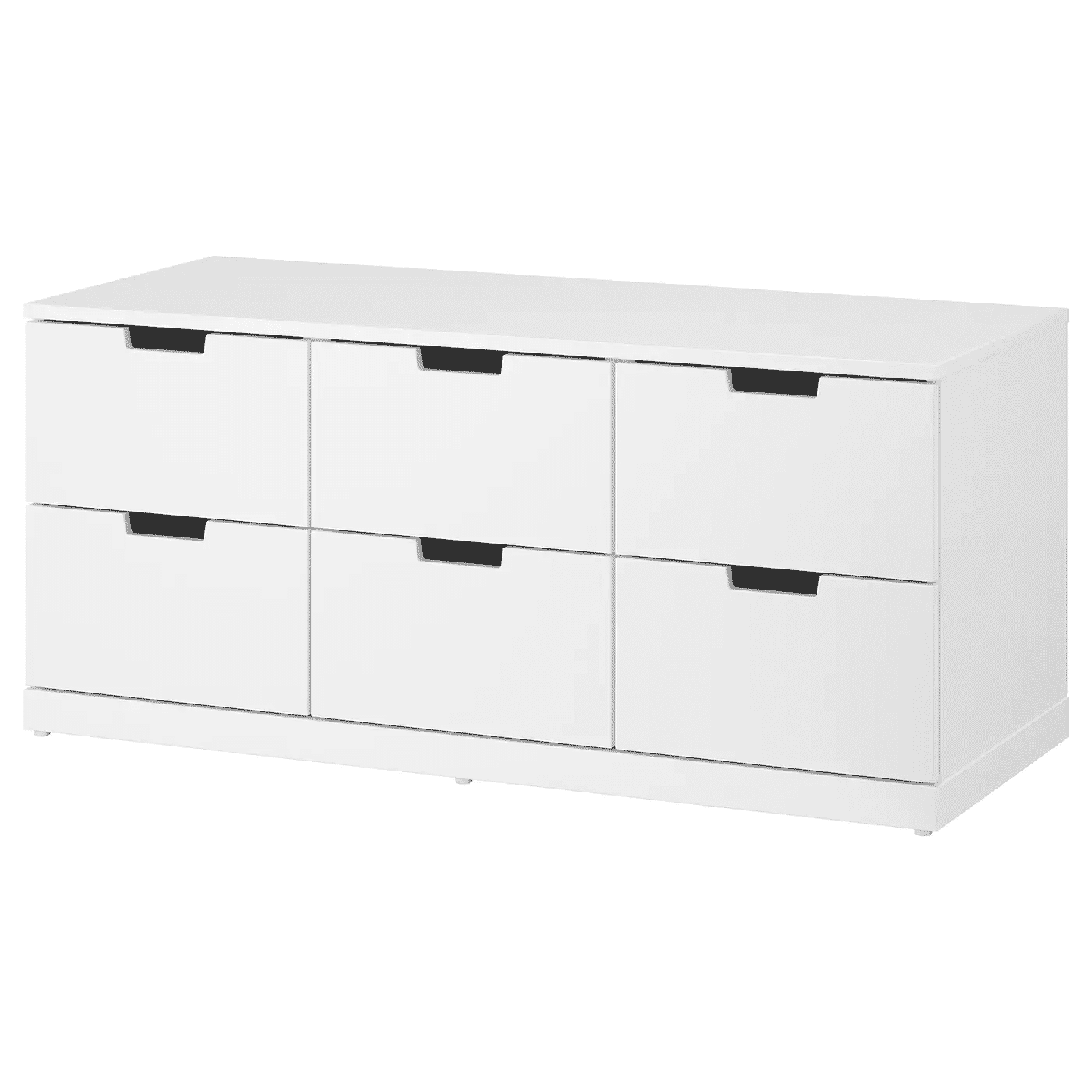 Nordli 6 Drawer Dresser
