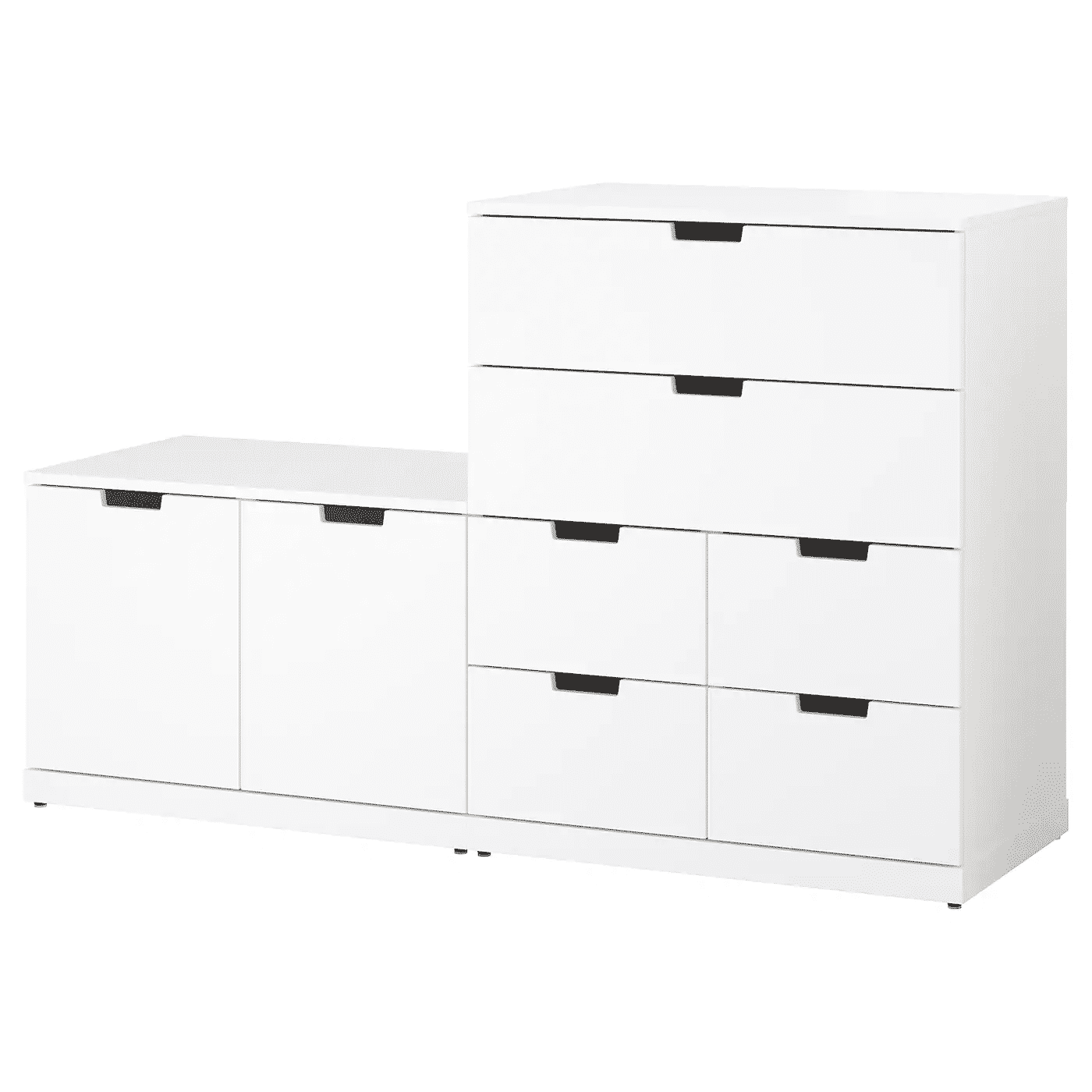 Nordli 8 Drawer Dresser 1