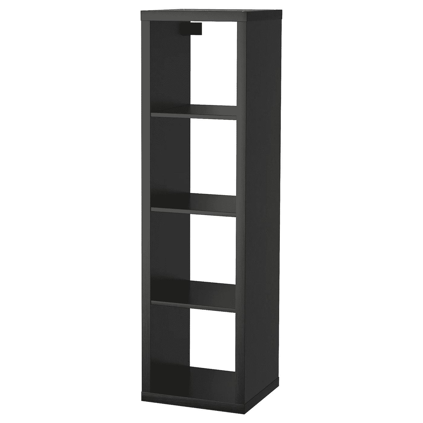 One-Row Kallax Shelf