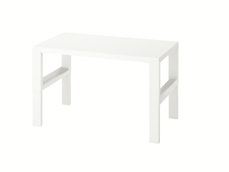 PÅHL Desk, white
