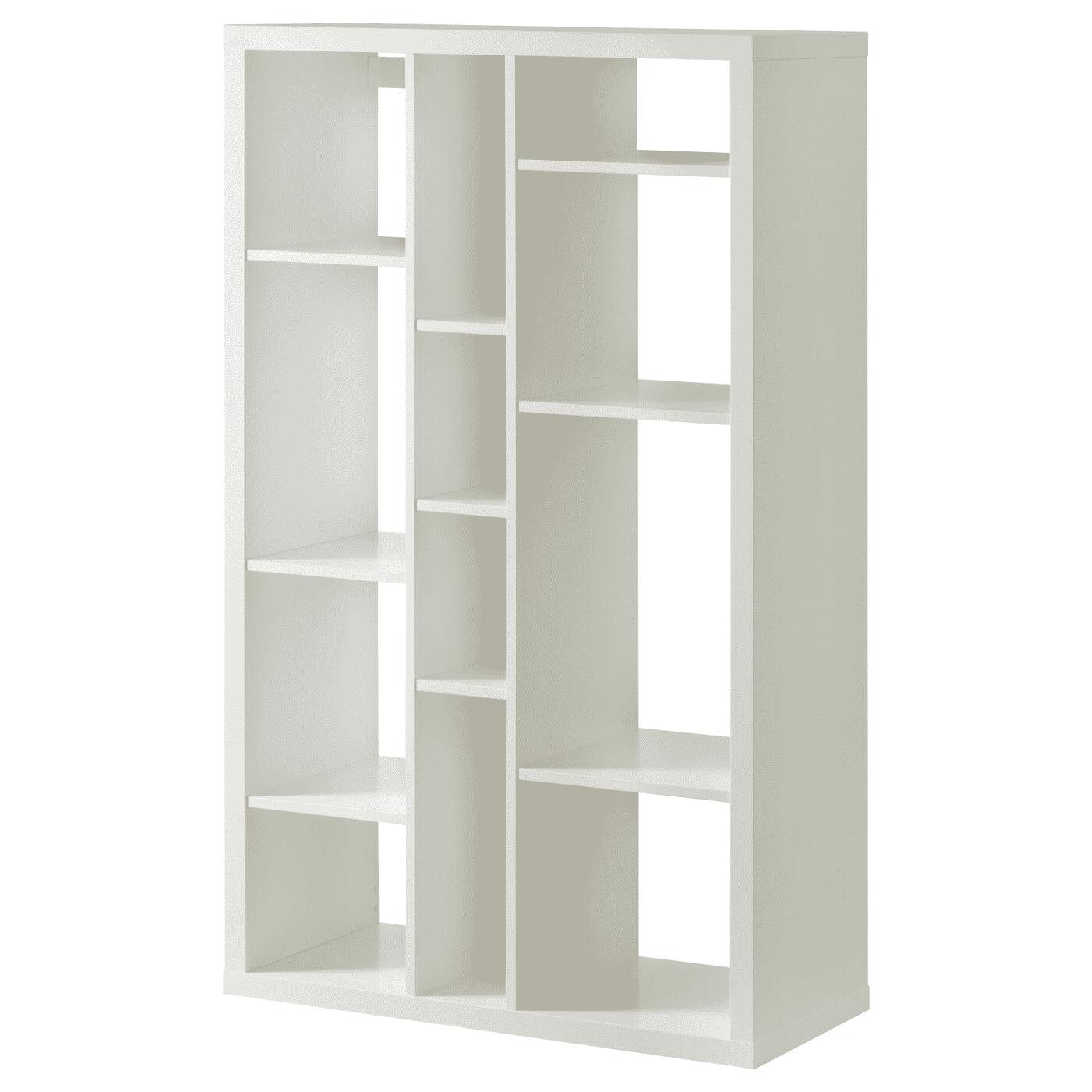 Three Part Kallax Shelf