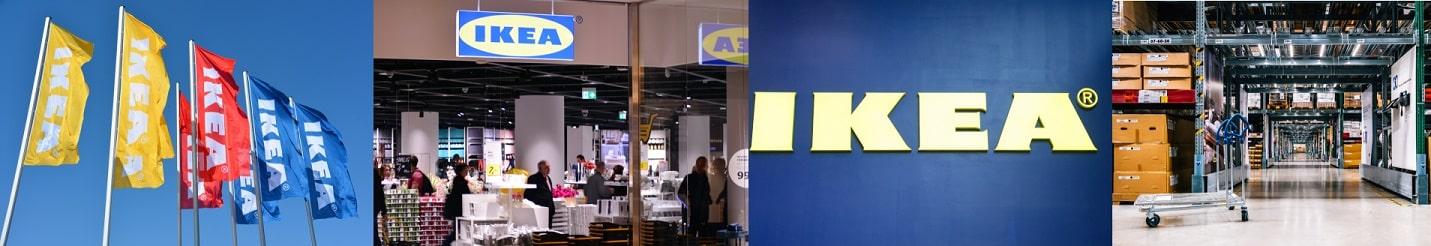 Ikea banners