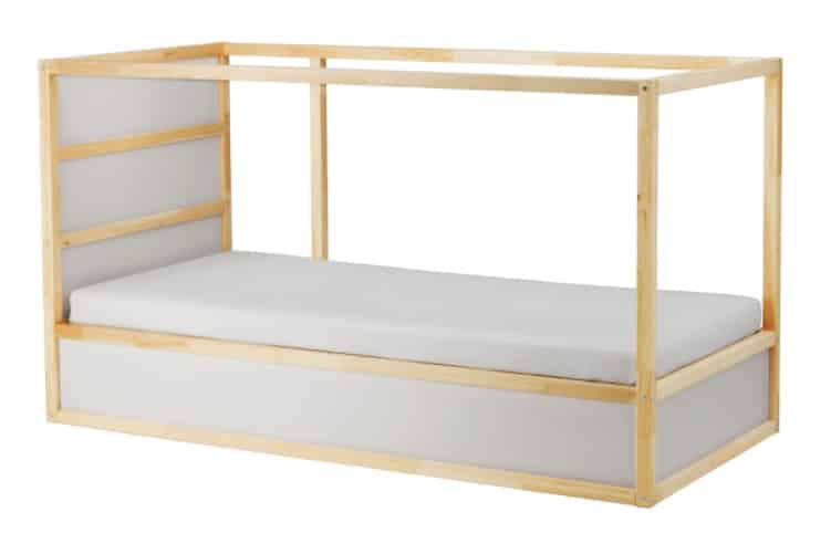 IKEA KURA Bed Frame Review