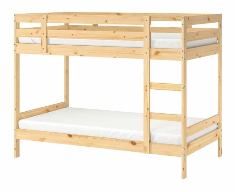 IKEA MYDAL Bed Frame Review