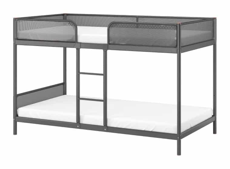IKEA TUFFING Bed Frame Review