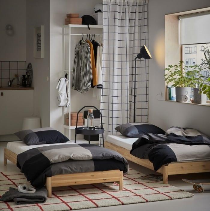 IKEA UTÅKER Bed Frame