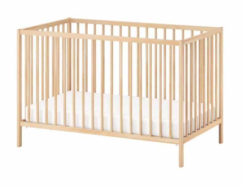 IKEA SNIGLAR Crib Review