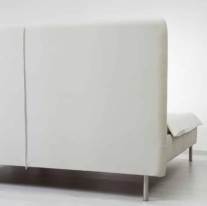 IKEA TOMREFJORD Bed Frame