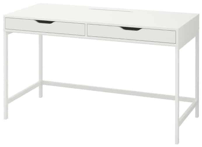 ALEX Desk, White