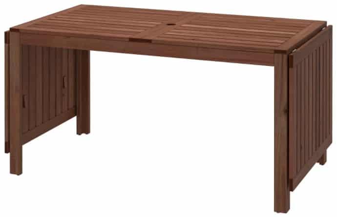 ÄPPLARÖ Drop-Leaf Table