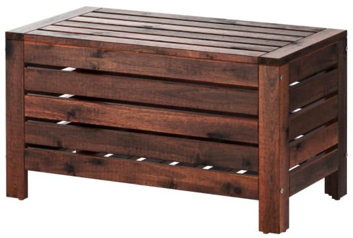 """ÄPPLARÖ Storage Bench 31 1 2 x 16 1 8"""""""